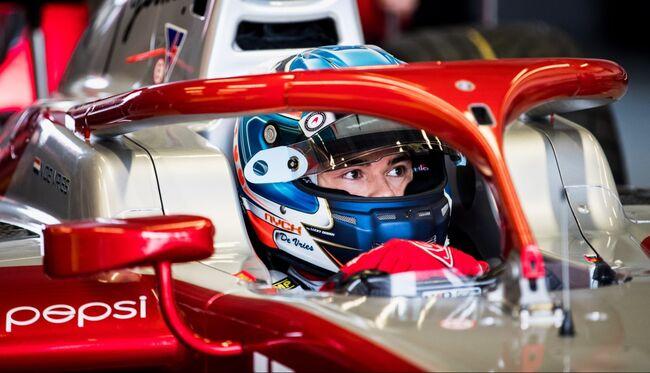 © FIA Formula 2 | De Vries als Prema-coureur in 2018