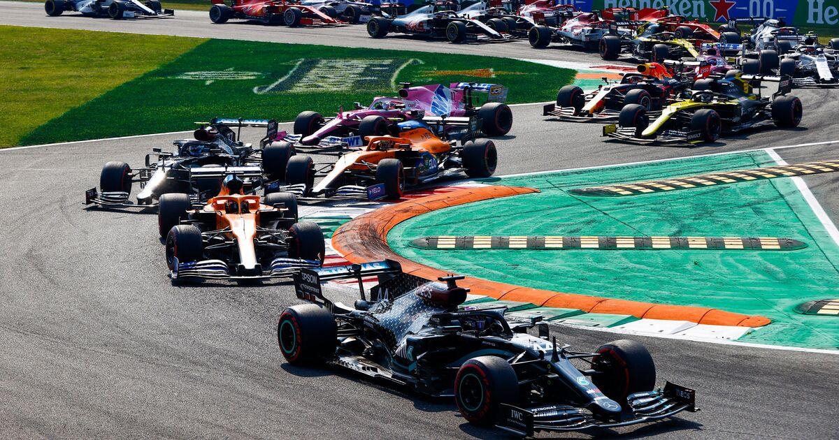 Exclusief: Formule 1 heeft vergevorderde plannen voor drie sprintraces dit seizoen - Racingnews365