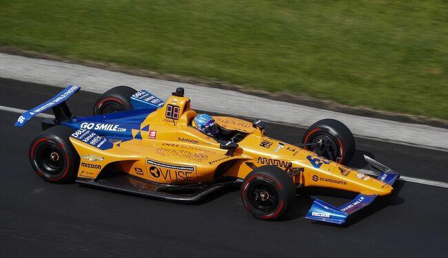 © McLaren Indy