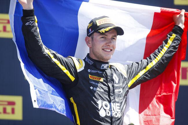 © FIA Formule 2