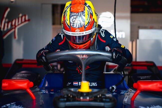 © Envision Virgin Racing