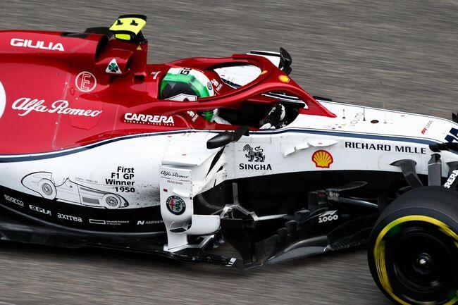 © Alfa Romeo Racing