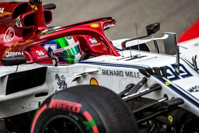 © Alfa Romeo F1