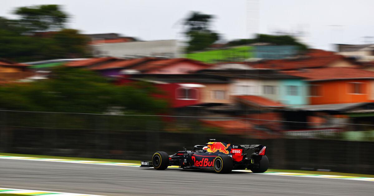 Laatste weerupdate voor Formule 1 GP van Brazilië - Racingnews365