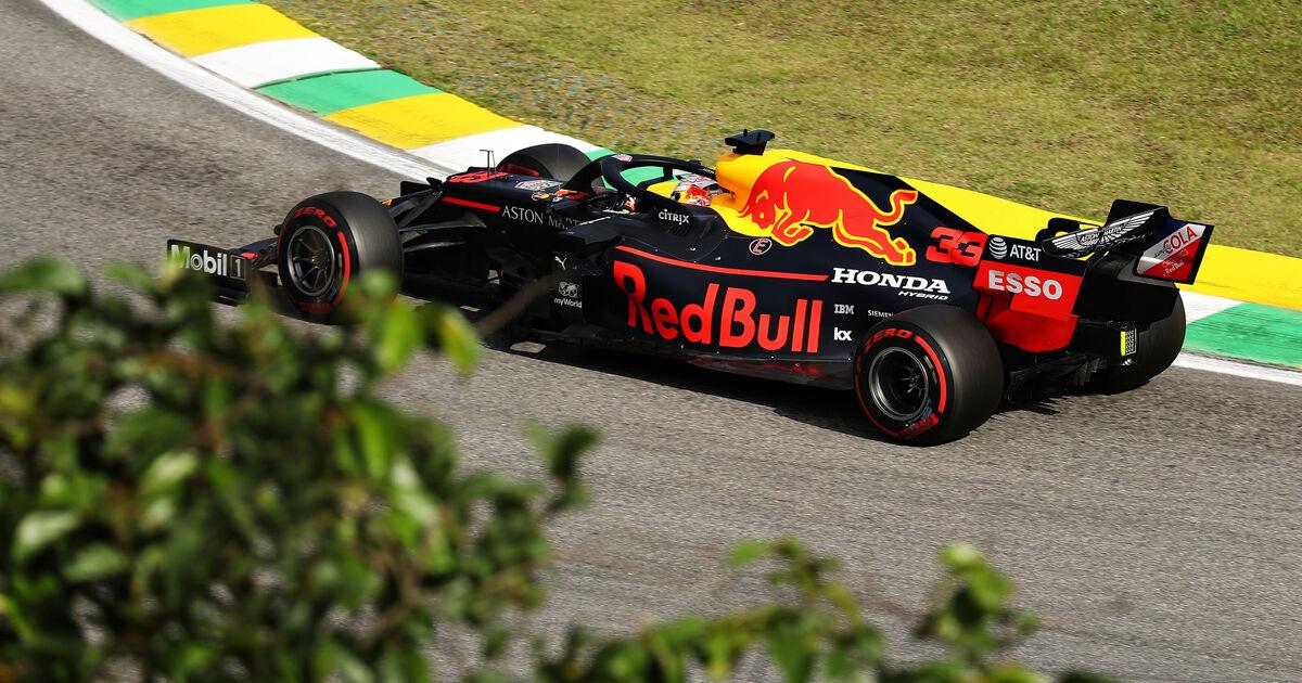 Live race Formule 1 GP Brazilië 2019 - Racingnews365