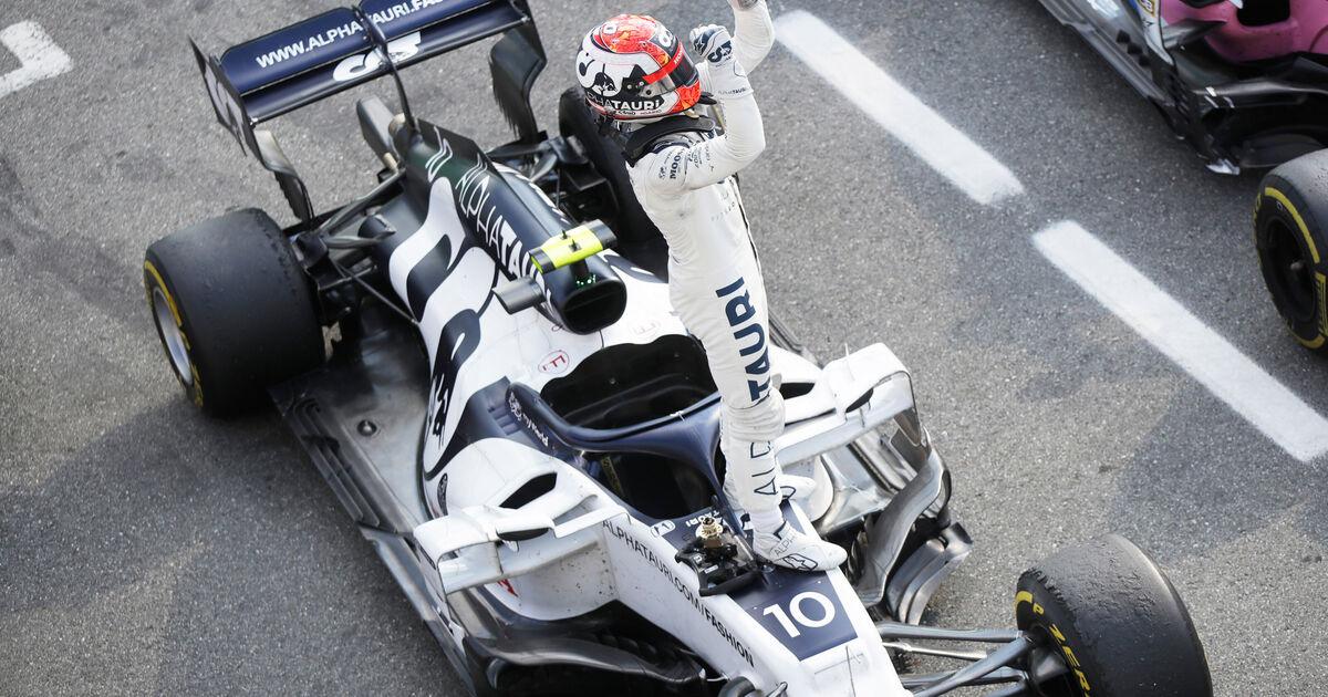 AlphaTauri-teambaas sluit terugkeer van Gasly bij Red Bull niet uit - Racingnews365