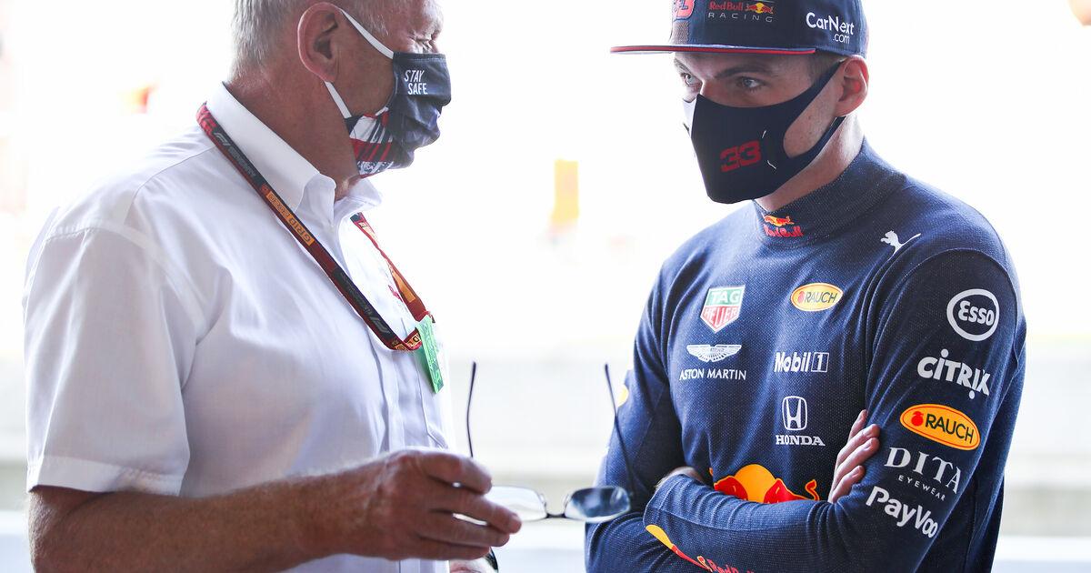 Marko bevestigt: Verstappen kan onder Red Bull-contract uit - Racingnews365