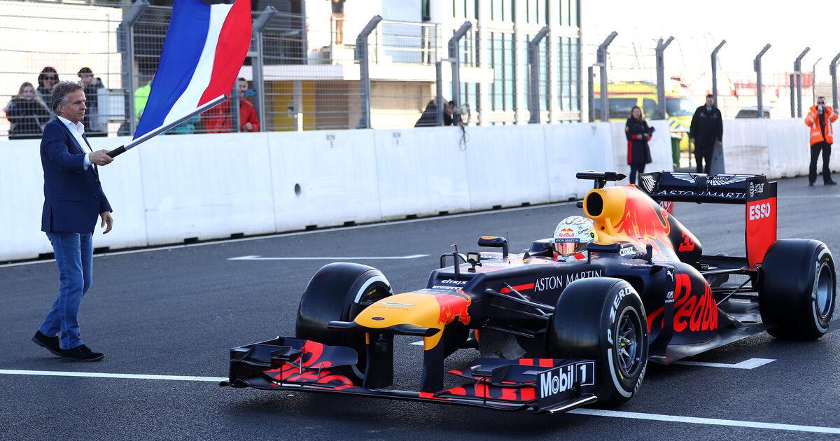 Video-klassieker: Max Verstappen scheurt over het vernieuwde Circuit Zandvoort - Racingnews365