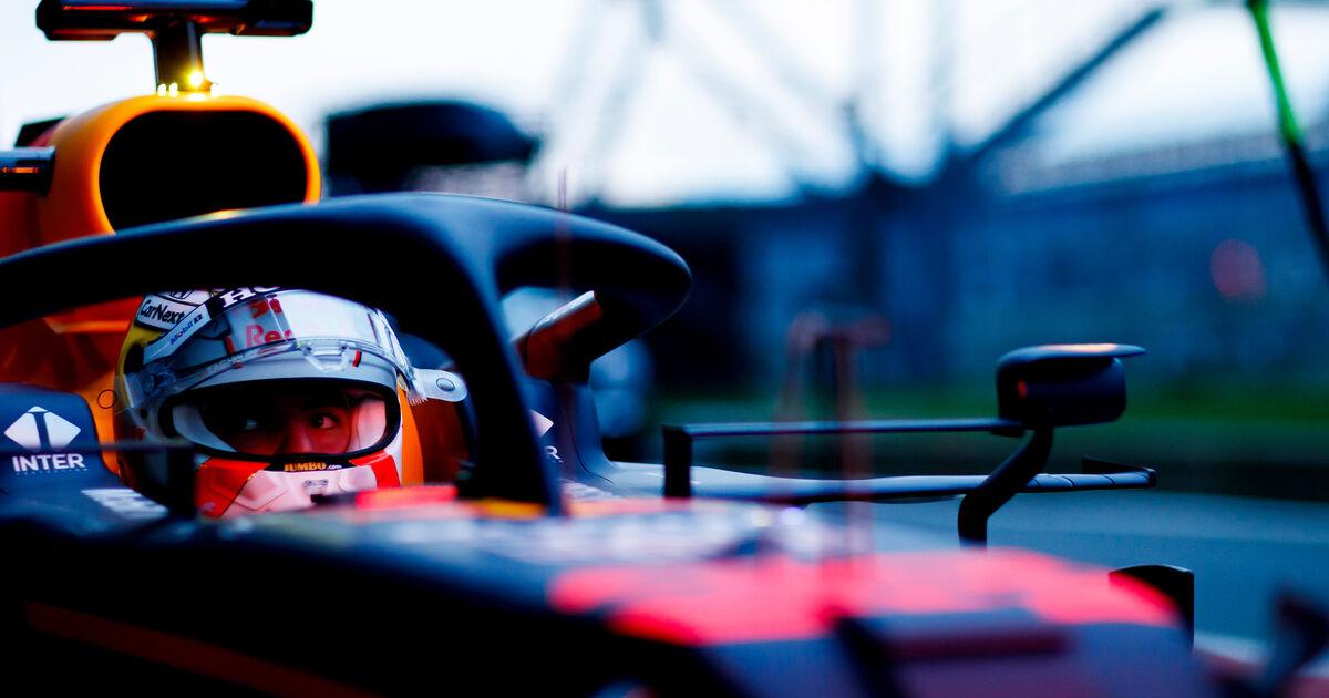 Red Bull deelt eerste foto van Verstappen in de nieuwe RB16B - Racingnews365