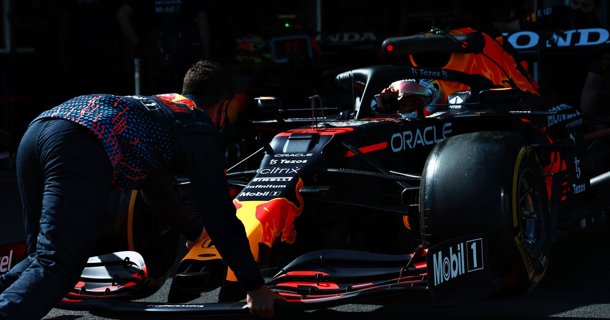 Red Bull adjusts car development program Verstappen and Perez