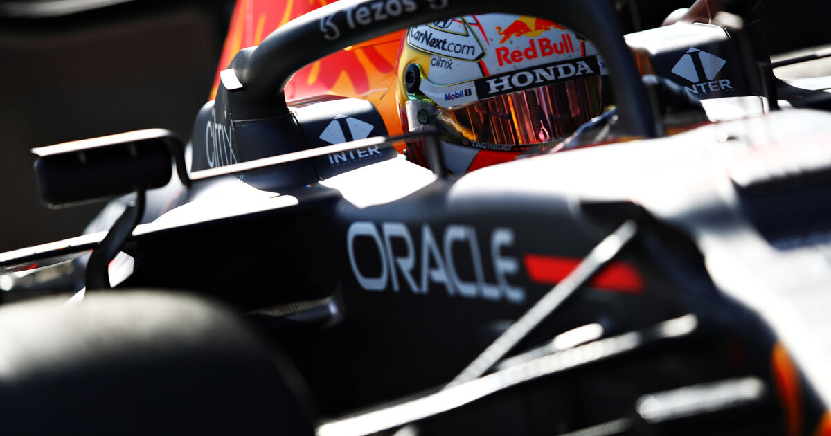 Verstappen's strategic options limited in Azerbaijan GP