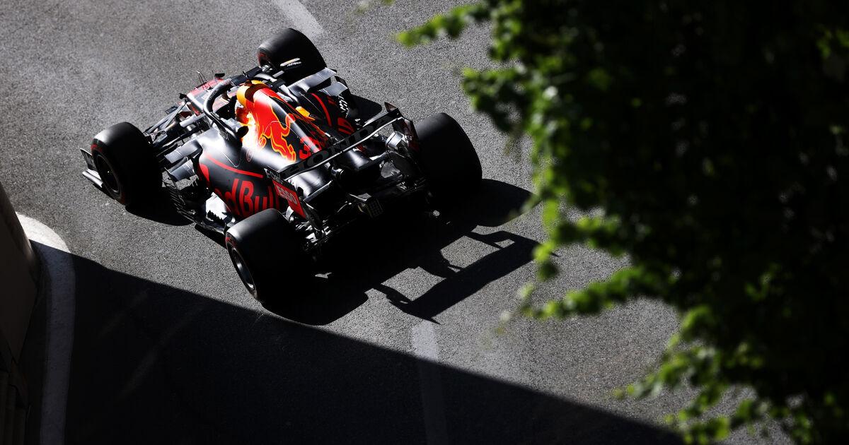 Verstappen sees opportunities during the race in Azerbaijan