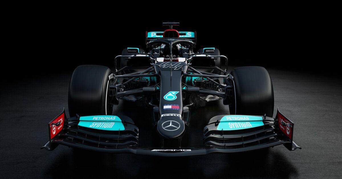 Mysterieus Mercedes hint naar nieuw geheim wapen - Racingnews365