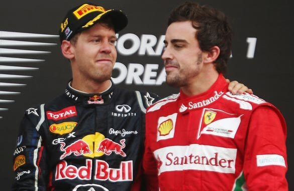 © Formula 1