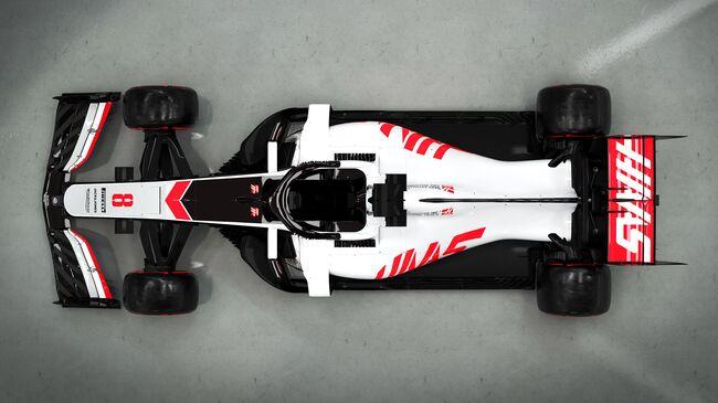 © Haas F1