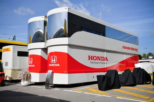 © Honda Racing F1