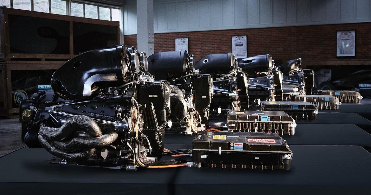 Motorproblemen voor Mercedes in aanloop naar start Formule 1-seizoen - Racingnews365