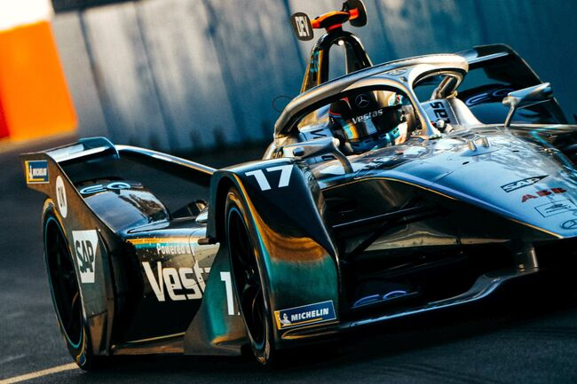 © Mercedes-Benz EQ Formula E Team
