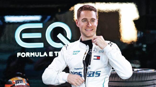 © Mercedes-Benz EQ Formula E Team